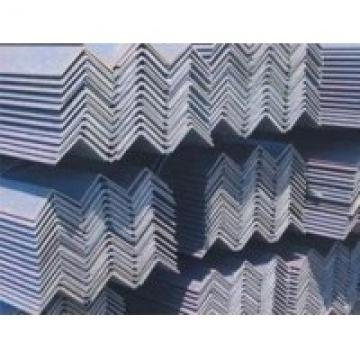 steel angle bar with hole sizes and thickness mill certificate for angle bar