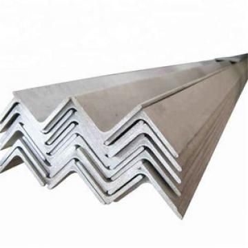 Hot rolled V section galvanized steel angle angle steel bar