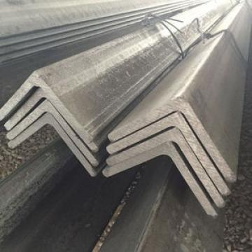 SS400 grade astm a36 unequal leg L angle irons equal 5.8mtr length