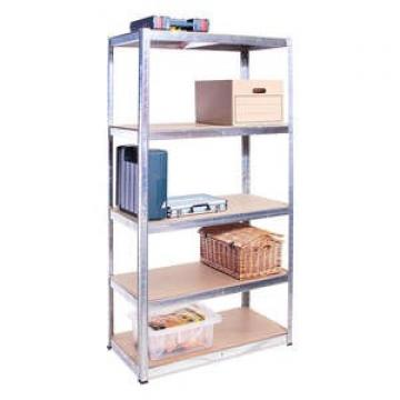5 layers metal black racking shelf for storage with warehouse