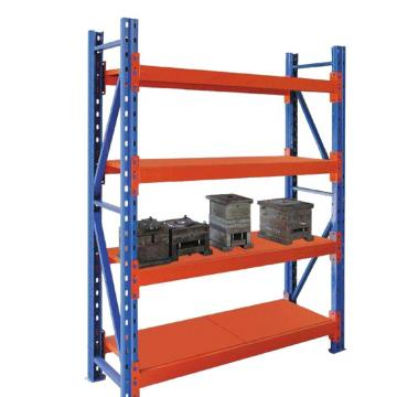 automatic shuttle system heavy duty warehouse rack storage pallet shelving