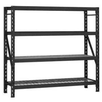 Double Rivet Metal Storage Bulk Boltless Display Rack Steel Pipe Racking Shelf