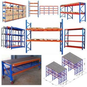 Metallic Shopping Mall Grocery Store Display Shelving & gondola shelf