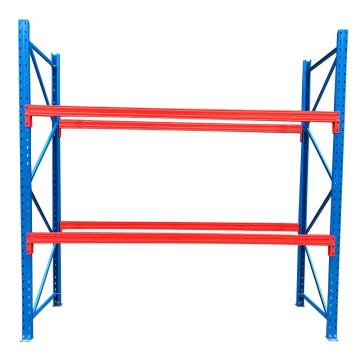 Adjustable with shelf storage pallet rack for light duty steel shelving