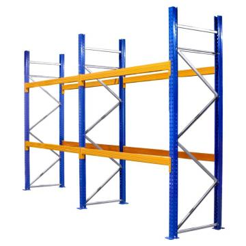 Light duty metal steel rivet boltless light weight shelving for warehouse storage rack