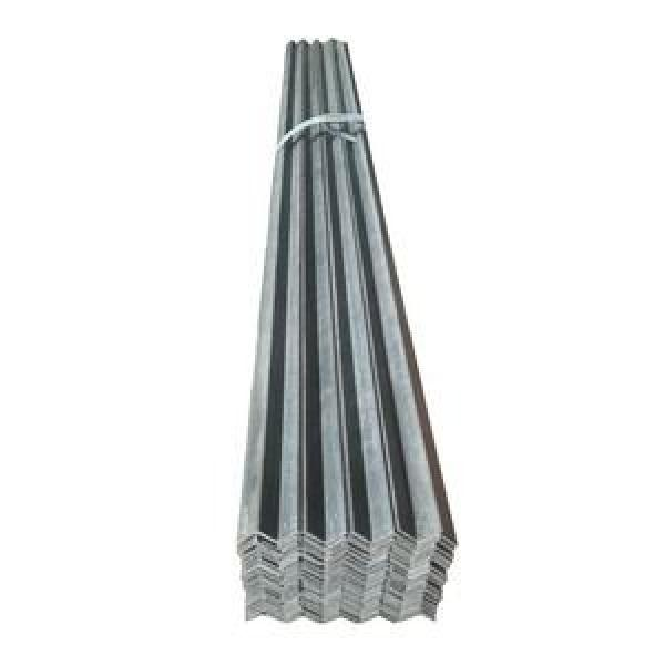 In Stock ASTM A36 Hot Rolled Equal Unequal structural steel angle bar iron price #1 image