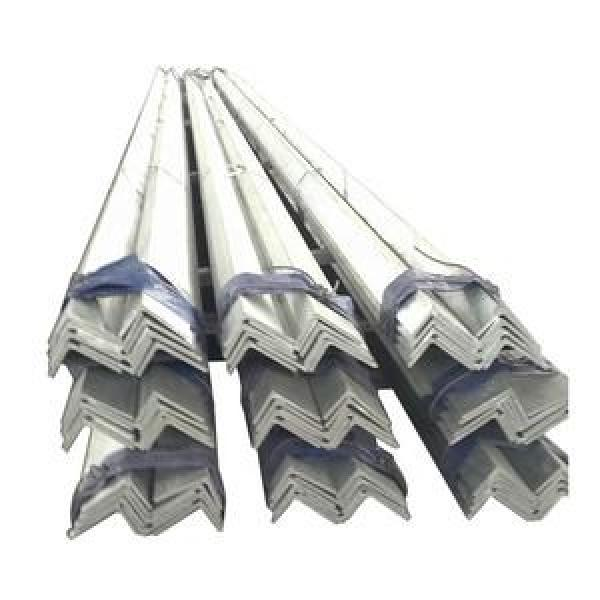 equal unequal iron angle steel ASTM A36 L angle irons equal 5.8mtr length #1 image
