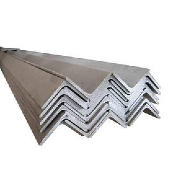 Professional factory 40mm slotted zinc plated architectural steel angle #3 image