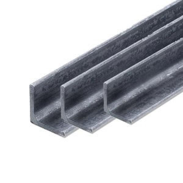 Cold Rolled Hot Dip Galvanized Perforated Black Powder Coated Steel Slotted Angle Bar Angle Iron Specification #2 image
