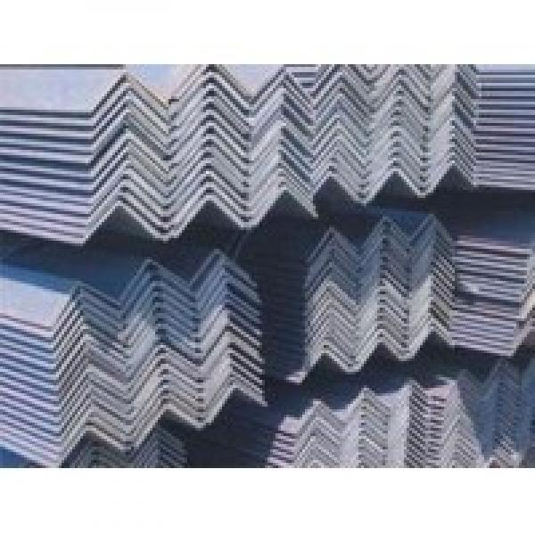 steel angle bar with hole sizes and thickness mill certificate for angle bar #2 image