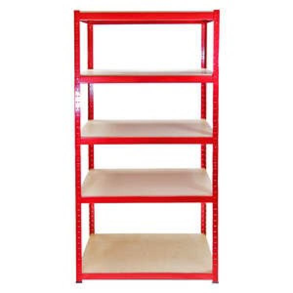 Heavy Duty Boltless Commercial Industrial Warehouse Storage Metal Shelving / Pallet Racking System #3 image