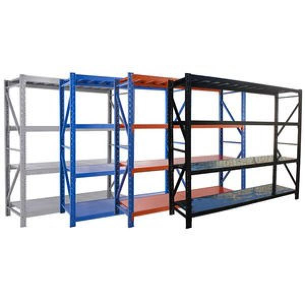 Factory Wholesale Cheap Hot Selling Metal Commercial Warehouse Shelving #3 image