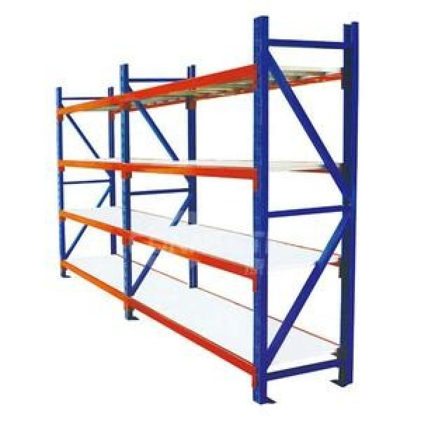Heavy Duty Boltless Commercial Industrial Warehouse Storage Metal Shelving / Pallet Racking System #1 image