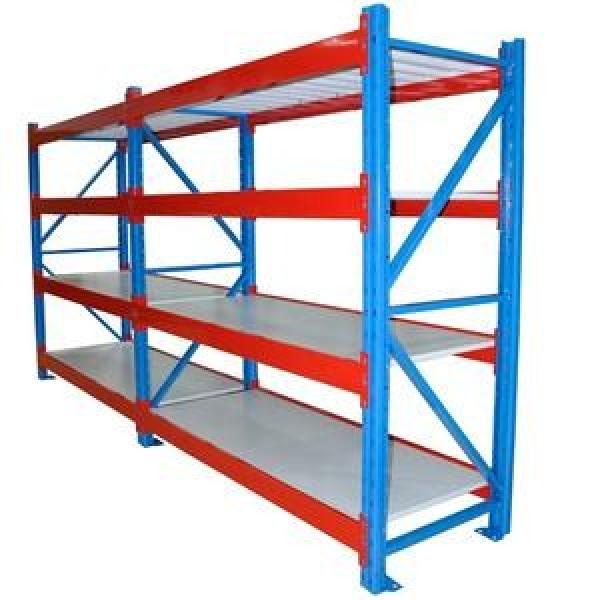 Steel Double deep pallet rack mould rack industrial used racking with high quality #3 image