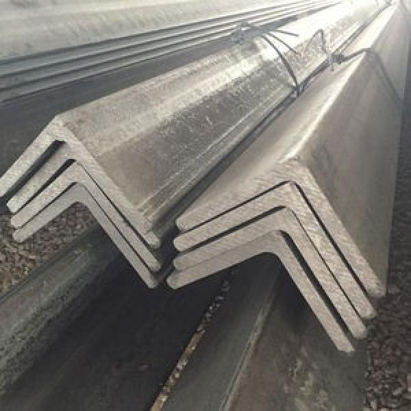 SS400 grade astm a36 unequal leg L angle irons equal 5.8mtr length #1 image
