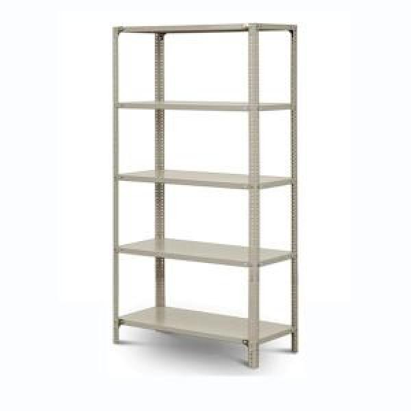 5 layers metal black racking shelf for storage with warehouse #3 image