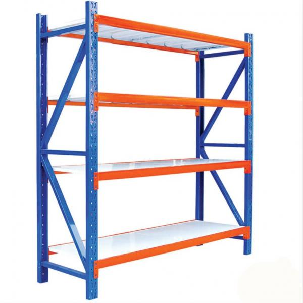 Metal rack display online small storage shelving units #3 image