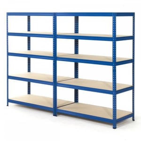 Steel Double deep pallet rack mould rack industrial used racking with high quality #2 image