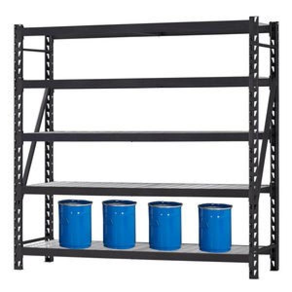 Q235 Steel Oem/Odm Approved Sturdy Heavy Duty Industrial Hanging Storage Rack / Cantilever Racking/Warehouse Rolling Shelving #1 image