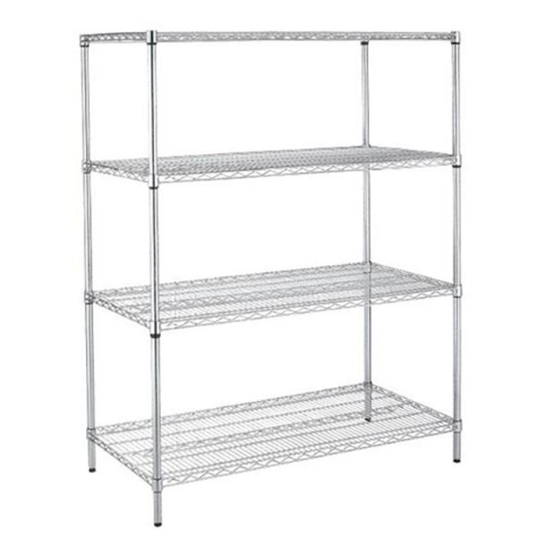 High Duty Chrome wire shelving storage Metal rack #2 image