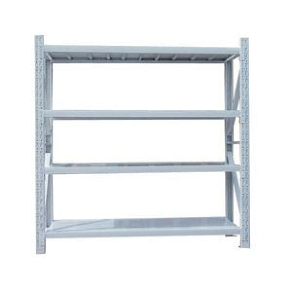 Customized Heavy Duty 4.5T Per Layer Metal Warehouse Storage Pallet Shelving Rack #2 image