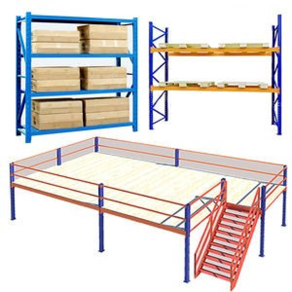 Industrial warehouse Storage Racking cargo storage longspan metal rack #1 image