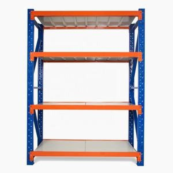 Industrial warehouse Storage Racking cargo storage longspan metal rack #2 image