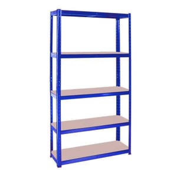 Customized Heavy Duty 4.5T Per Layer Metal Warehouse Storage Pallet Shelving Rack #3 image
