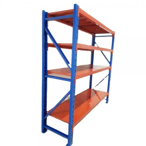 Metal rack display online small storage shelving units #1 image